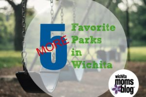 5 More Parks in Wichita