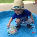 4 Non-Crafty Toddler Activities to Beat the Heat