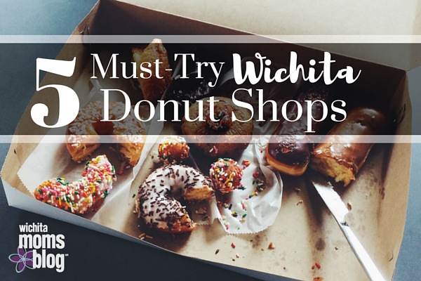 Wichita donut shops