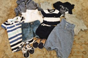 Building A Capsule Wardrobe for Your Child | Wichita Moms Blog