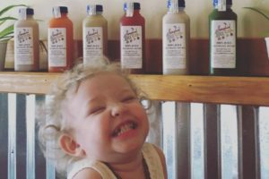 Songbird Juice Co. Balancing Business and Babies