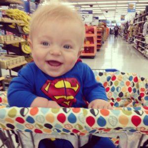 halloweek superbaby
