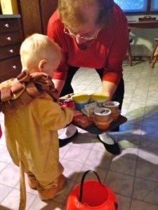 halloweek toddler treats
