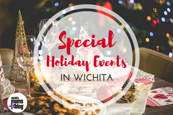 Christmas events in Wichita