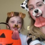 Halloween Costume Ideas :: The Snapchat Filter Family