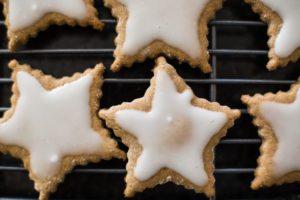 Lebkuchen {German Christmas Cookies}
