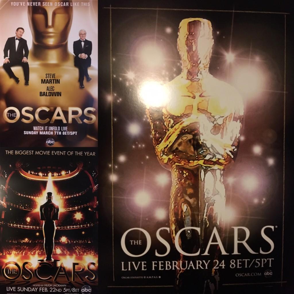 Oscars Watch Party