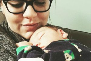 Maternity Leave Snuggles
