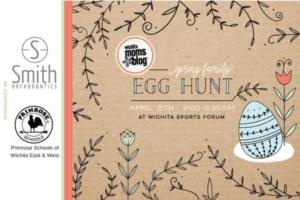 Egg Hunt Wichita Boostable
