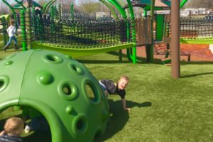 Five Wichita Area Playgrounds