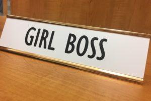 Girl Boss Mompreneur
