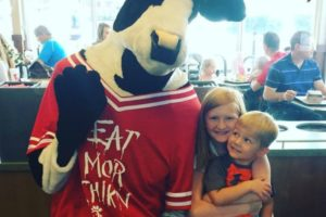 We love Chik-fil-A!