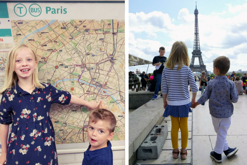 10 Tips for Surviving International Travel with Kids