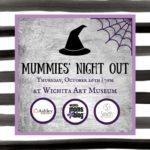 Mummies' Night Out: Fall 2017 Event Invitation