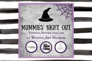 Mummies' Night Out Featured Image + Social Share Giveaway Contest