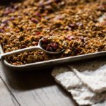 Spiced Pumpkin Granola {Recipe}