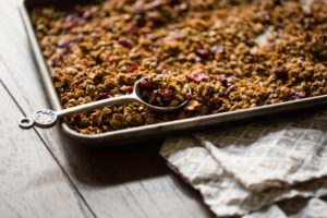 Spiced Pumpkin Granola-1