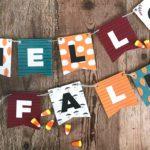 FREE Printable :: Hello Fall Banner