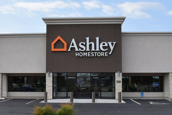 Holiday Shopping Ashley Homestore