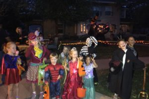 Halloween Street College Hill