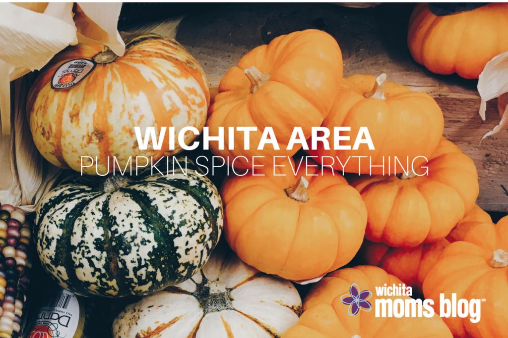 pumpkin spice everything in wichita