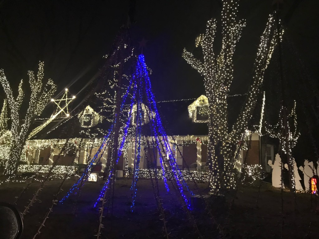 Longview Christmas Lights