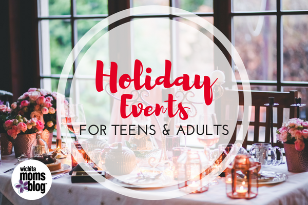 Holiday Events for Teens and Adults