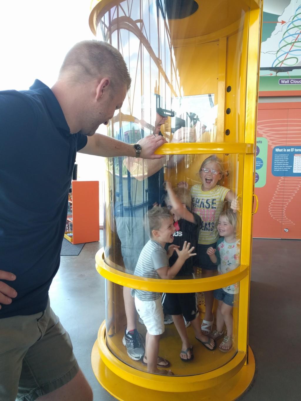 things to do indoors kids wichita
