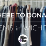 Where to Donate Items in Wichita