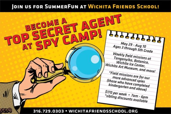 Friends Summer Camp 2018