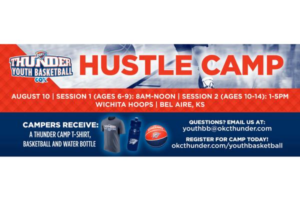 Hustle Smmer Camp 2018