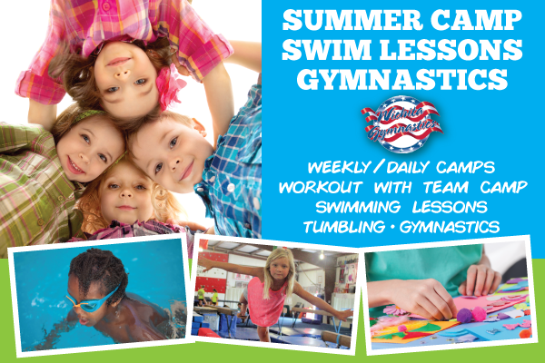 Wichita Gymnastics Summer Camp 2018