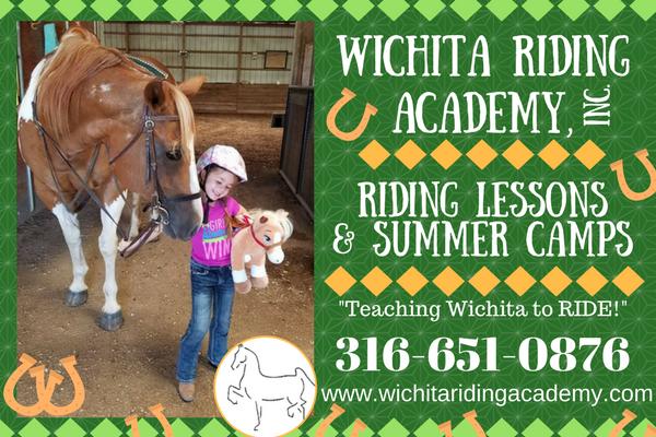 Wichita Riding Summer Camp 2018