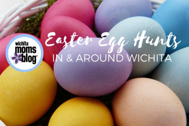 2018 EASTER EGG HUNTS IN WICHITA