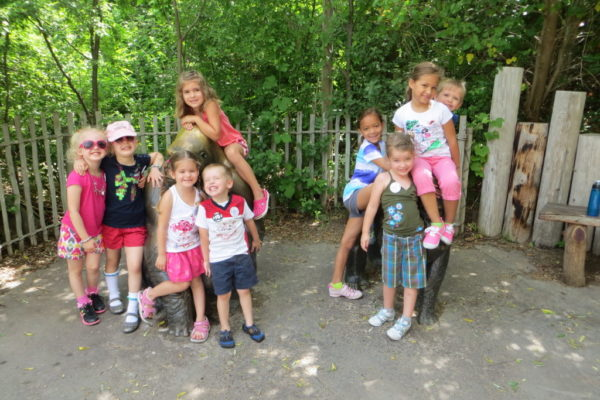 Zoo Summer Camp 2018