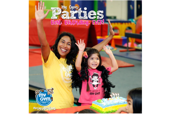 Birthday Party Guide My Gym