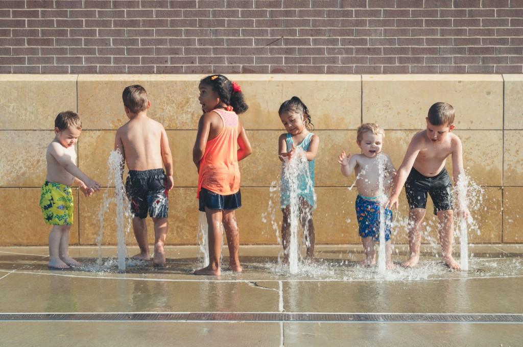 Wichita Water Playgrounds