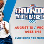 Thunder Youth Basketball Camp is Coming to Wichita!