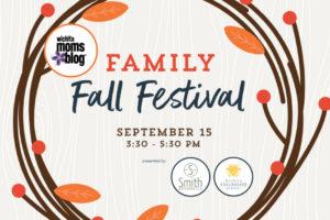 Wichita Moms Family Fall Festival 2018