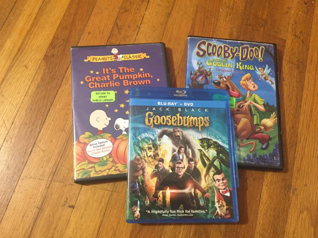 non-scary halloween movies for kids (big and small!)
