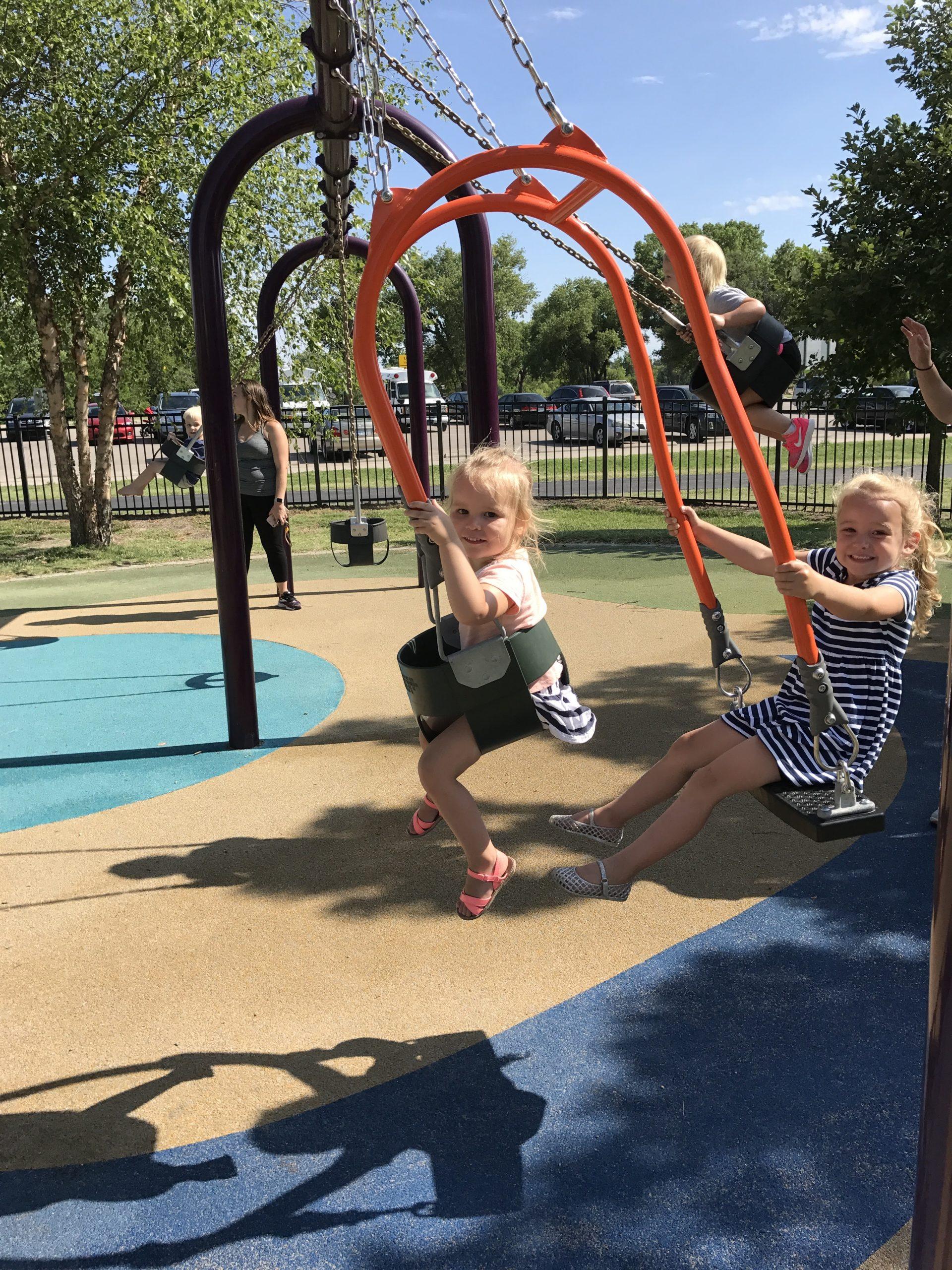 Active Toddlers Wichita Boundless Playground