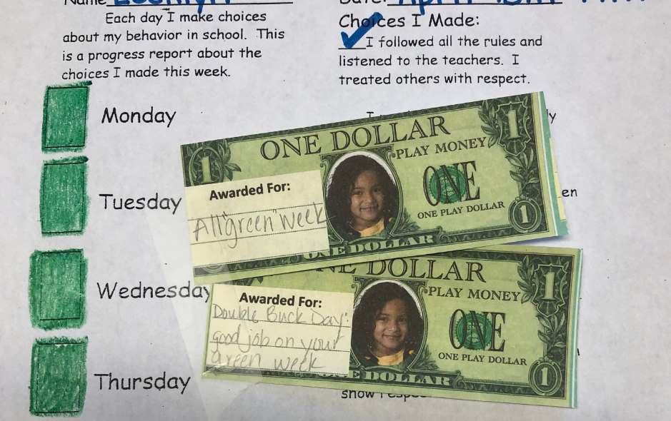 picture regarding Printable Reward Bucks identified as Dwelling Forex toward Advertise Great Routines (w/ Printable