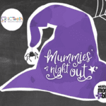 Mummies' Night Out 2019 Invitation