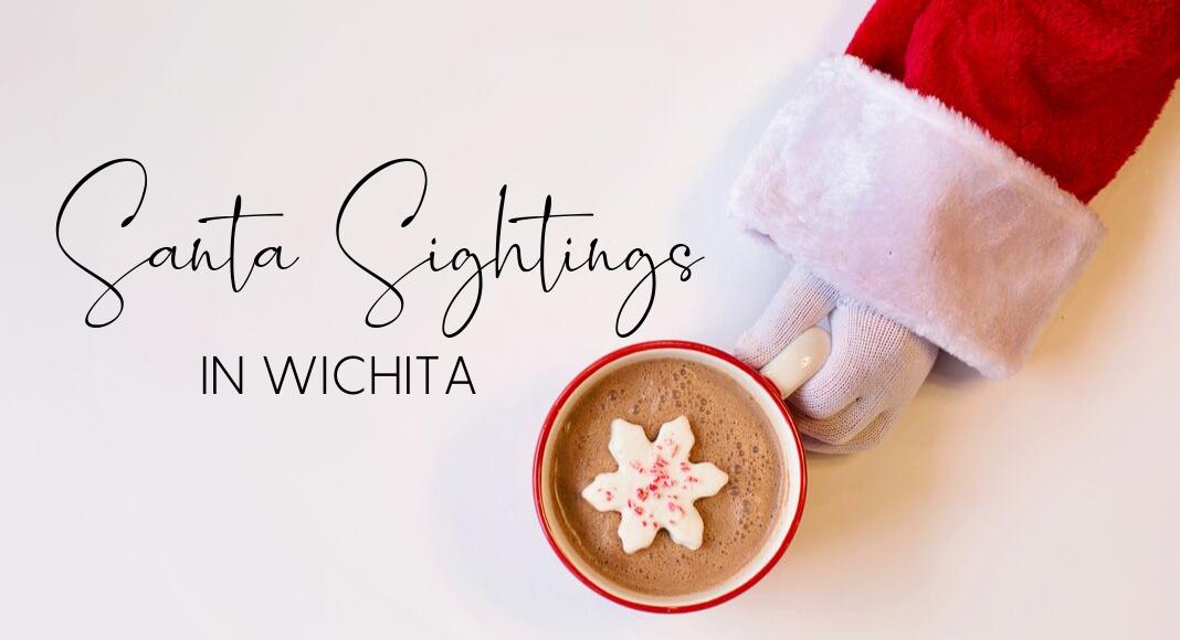 Santa in Wichita