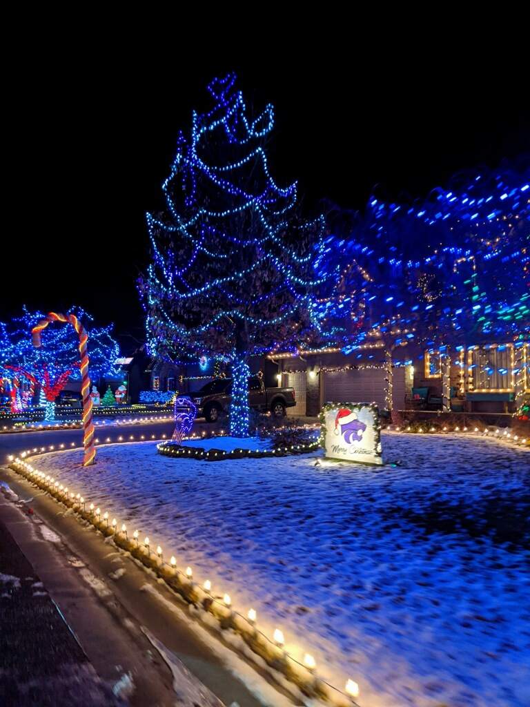 Where to See the Best Christmas Lights in Wichita 2020