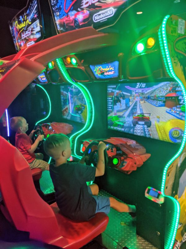 okc heyday arcade ginny
