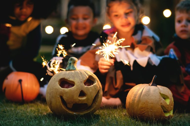 You've Been Booed! A Fun Halloween Tradition to Start in Your Neighborhood