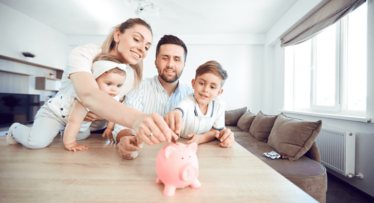 Working on My (Financial) Fitness:  5 Budgeting Tips for Overwhelmed Families