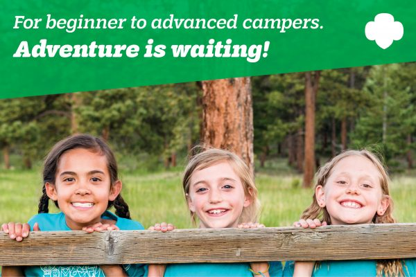 Girl Scouts Camp 2020