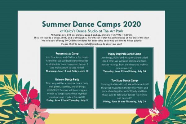 Kelcy Camp 2020